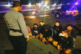 Aksi Balap Liar di Kebakkramat Karanganyar Dibubarkan Polisi