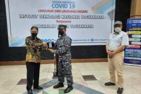ITNY Bareng TNI Gelar Vaksinasi Covid-19 untuk Mahasiswa dan Umum
