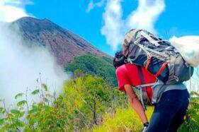 Menikmati Tantangan Mendaki Gunung Slamet Via Jalur Kaliwadas Lama