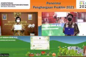 Jateng Borong Penghargaan Proklim 2021 dari KLHK