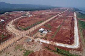 Pembangunan Infrastruktur Jalan dan Rusun KITB Batang