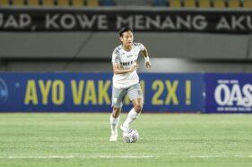 Top! Gelandang Persis Solo Tampil Apik di Laga Uji Coba Timnas U-23