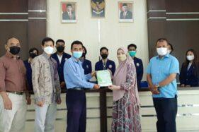Program MBKM, Mahasiswa ITNY Susun Digitalisasi Peta Desa di Bantul