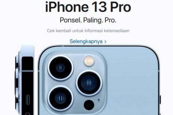 Siap-Siap, iPhone 13 Segera Masuk Pasar Indonesia