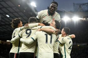 Data dan Fakta Usai Liverpool Lumat MU di Old Trafford