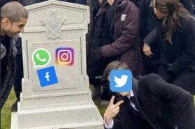Facebook, Instagram, dan WA Down, Mark Zuckerberg Tekor Rp85 Triliun