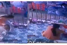 Kocak! Wanita Ini Nyamar Jadi Pencuci Piring Untuk Kelabui Polisi
