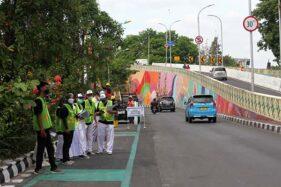 Pemetaan Keselamatan Jalan, Siswa SMP Amati Flyover Manahan