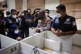 Kantor Pinjol Ilegal di Tangerang Digerebek Polisi, Ini Foto-Fotonya