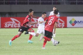 Dua Bek Kena Kartu Merah, PSG Pati Tahan Imbang Persijap 2-2