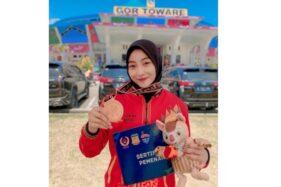 Sedang Hamil, Mahasiswi UNS Solo Raih Medali Pencak Silat PON XX Papua