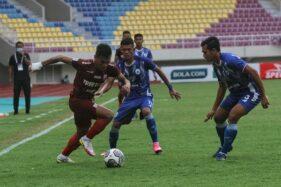 Striker Persis Solo Nihil Gol Lawan PSCS, Pelatih: Itu Strategi!