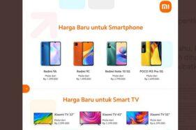 Chip Langka: Harga 4 HP Xiaomi Naik, 6 Smart TV Turun