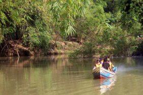 Resmi Dibuka, Gua Mangkubumi di Sragen Langsung Diserbu Pengunjung