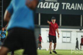 Indonesia vs Taiwan, Shin Tae Yong: Kami Optimistis Menang!