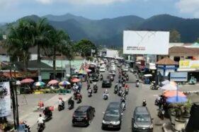 Ganjil Genap di Tawangmangu & Ngargoyoso Diusulkan Berlaku Sabtu-Minggu