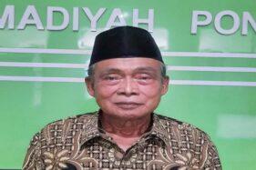 Kabar Duka, Ketua PD Muhammadiyah Ponorogo Meninggal Dunia