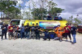 Warga Paranggupito Wonogiri Terima Bantuan 42.000 Liter Air Bersih