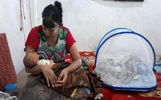 Sedih! SKTM Ditolak, Pasutri di Brebes Tak Bisa Ambil Bayi di RS