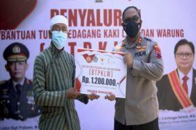 9.000 PKL dan Warung di Wonogiri Dapat Bantuan Rp10,8 Miliar