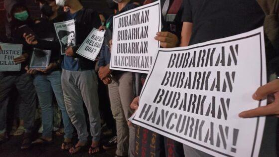 Ada Petisi Bubarkan Menwa UNS Solo, Lebih 13.000 Orang Tanda Tangan