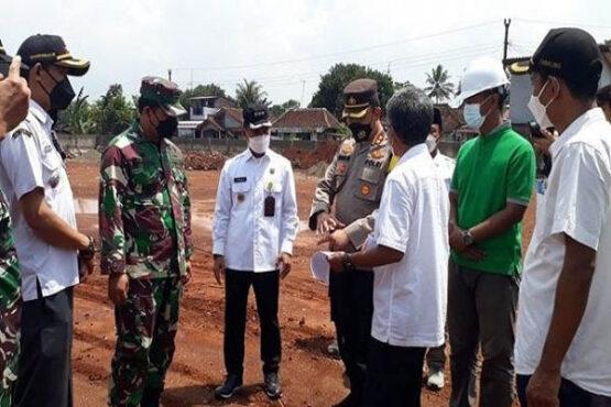 Lo, Bupati Batang Kok Ngamuk-Ngamuk Liat Proyek Islamic Center