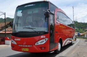 Solo-Jakarta & Jogja-Jakarta PP Bisa Naik Bus Damri, Ini Tarifnya