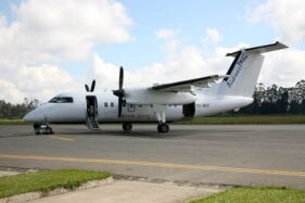 Sejarah Hari Ini : 13 Oktober 2011, Pesawat Jatuh di Papua Nugini