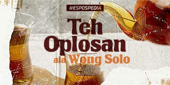 Teh Oplosan Andalan Wong Solo, Nikmat No Debat