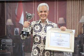 Mantap! Jateng Borong Penghargaan Bidang Kesetaraan Gender