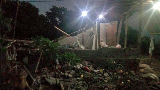 Gempa M 4,8 Guncang Bali, 3 Orang Meninggal, 7 Patah Tulang