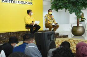 Partai Golkar Menilai Jokowi-Ma'ruf Berhasil Kendalikan Covid-19