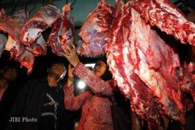 Hajatan Diperbolehkan, Penjualan Daging Sapi di Bantul Naik