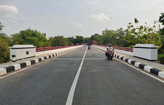 Gelap Gulita saat Malam, Jembatan Nambangan Wonogiri Butuh Penerangan