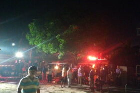 Breaking News! Api Melalap Hunian Warga di Klandungan Sragen