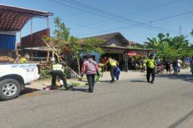 Sepeda Motor Tabrak Truk Saat Hendak Nyalip, Petani Ponorogo Meninggal