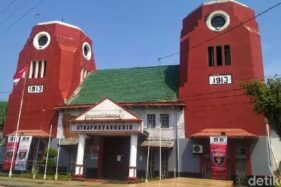 Ikonik! Menara Kembar di Pekalongan Jadi Penjara Tercantik di Indonesia