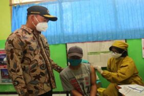 Cakupan Vaksinasi Covid-19 di Malang Rendah, Menko PMK: Ajak Tetangga!