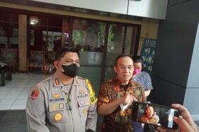 Kasus UNS, Kepala Staf Konas Menwa Indonesia Datangi Polresta Solo