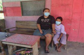Nabila, Bocah Wonogiri Berjualan di Jalan Terima Bantuan Pemdes