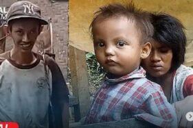 Viral Kisah Sedih Pria Hidupi Istri ODGJ, Netizen Sindir Baim Wong