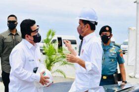 BUMN Pelindo Resmi Merger, Ini Harapan Presiden Jokowi