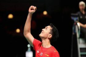 Indonesia Rebut Piala Thomas Setelah Menanti 19 Tahun