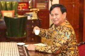 Gerindra: Prabowo Subianto Maju Lagi di Pilpres 2024