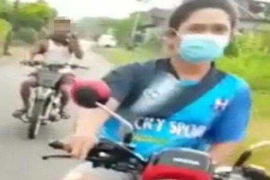 Polisi di Banyuwangi Belum Terima Aduan Pria Onani Sambil Berkendara