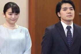 Putri Mako Lepas Gelar Bangsawan Seusai Menikah dengan Pria Biasa