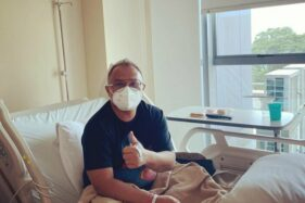 Badai Eks-Kerispatih Dirawat di Rumah Sakit, Ini Penyebabnya