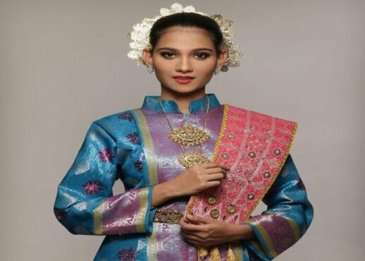 Sebut Batik dari Malaysia, Miss World Malaysia 2021 Minta Maaf