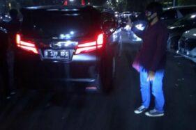 Polisi Selidiki Keaslian Pelat RFS di Mobil Rachel Vennya