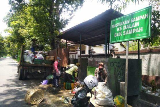 DLH Boyolali Dorong Penanganan Sampah Rampung di RT